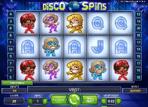 Disco Dance Slots Pic