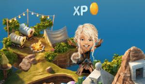 Earn XPs at Casino Saga