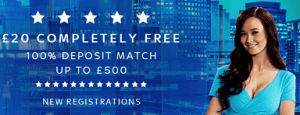 Promotion from Sky Casino