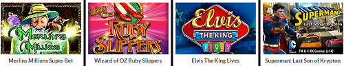 slots magic slots games UK