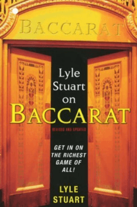 Image of the book cover of the Lyle Stuart on Baccarat by Lyle Stuart