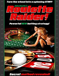 Image of the book cover of Roulette Raider! by Jake Castle