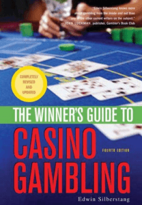 Image of the book cover of The Winner's Guide To Casino Gambling by Edwin Silberstang