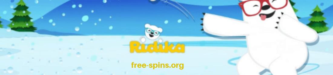 Ridika bear