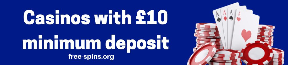 deposit 10