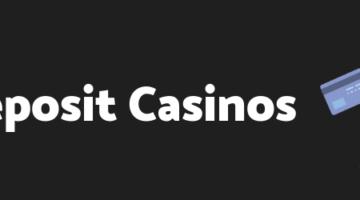 1 min deposit casinos logo