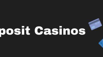 $1 Deposit Casinos