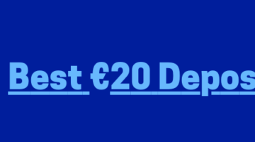 20 deposit casinos ireland
