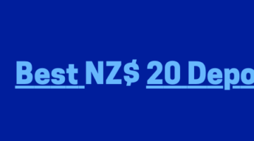 20 deposit casinos new zealand