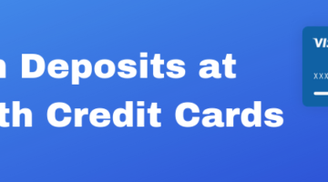 use credit cards at casinos